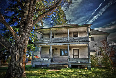 Photograph - Grand River Plank Road Stagecoach Toll House by Kristina Austin Scarcelli