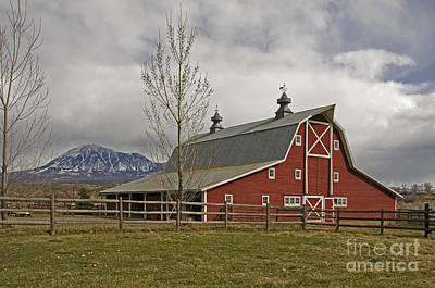 Photograph - Grand Scenic Farm by Kelly Black