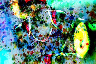 Venus Williams Wall Art - Digital Art - Grand Slam by Brian Reaves