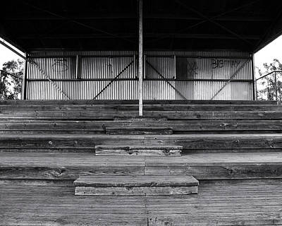 Photograph - Grand Stand by Tim Nichols