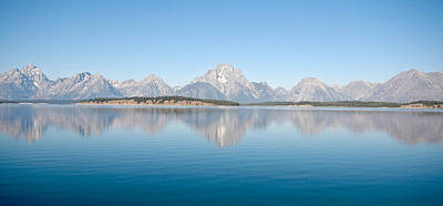 Photograph - Grand Teton National Park by Sebastian Musial