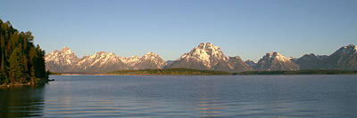 Photograph - Grand Teton Sunrise by Brian Harig