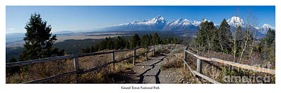 Jackson Hole Wall Art - Photograph - Grand Teton by Twenty Two North Photography