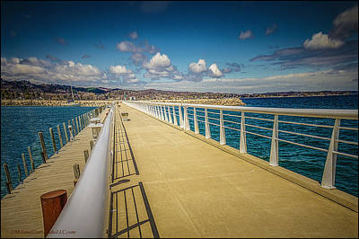 Photograph - Grand Traverse Bay by LeeAnn McLaneGoetz McLaneGoetzStudioLLCcom