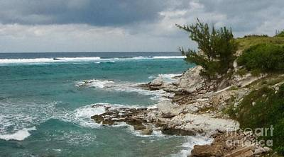 Photograph - Grand Turk North Shore by Michael Flood