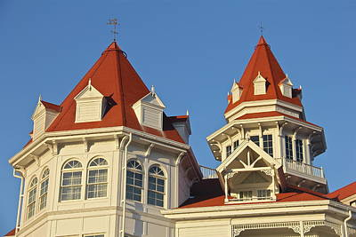 Photograph - Grand Victorian Architecture by Denise Mazzocco