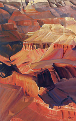 Painting - Grand View by Jack Atkins