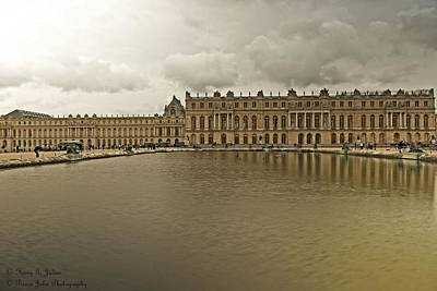 Photograph - Grand View Of The Palace - 1  by Hany J