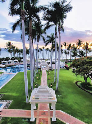 Photograph - Grand Wailea 51 by Dawn Eshelman