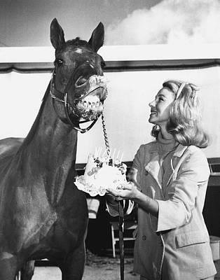 Grand Wizard Horse Racing Vintage Art Print