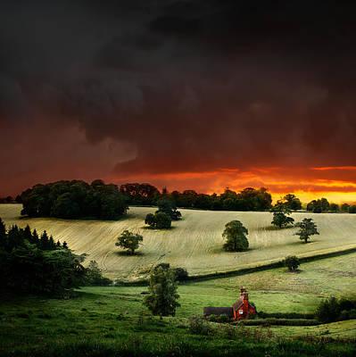Iandavidsoar Pyrography - Grandeur by Ian David Soar
