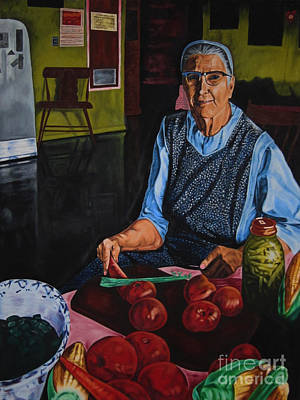 Grandma Original by Joseph Juvenal