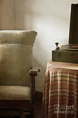Grandma's Chair Art Print by Margie Hurwich