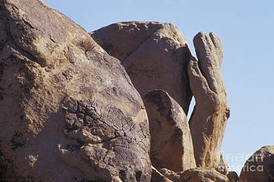 Photograph - Granite Boulders by Dan Suzio
