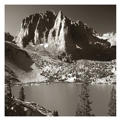 Eastern Accents Photograph - Granite Craigs 1 by Jeff Leland