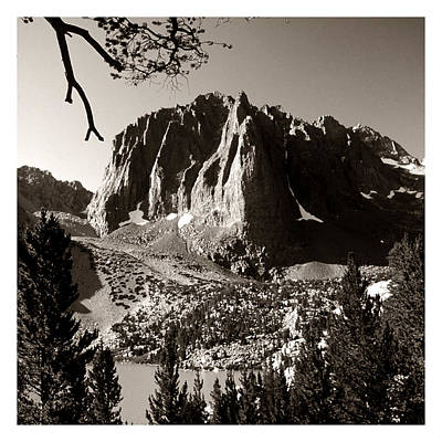 Eastern Accents Photograph - Granite Craigs 2 by Jeff Leland