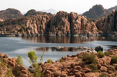 Photograph - Granite Dells by Tam Ryan