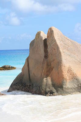 Photograph - Granite Rock by Debbie Cundy