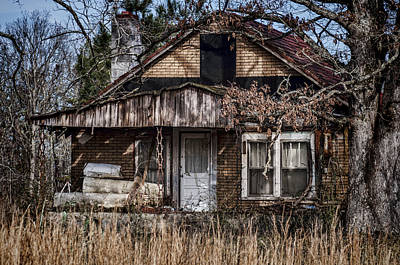 Photograph - Granny's Place by Barry Cole