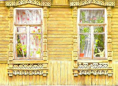 Granny's Window Original