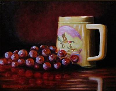 Painting - Grape Expectations by Gene Gregory