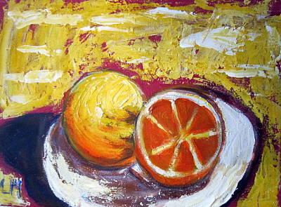 Grapefruit Original by Lia  Marsman