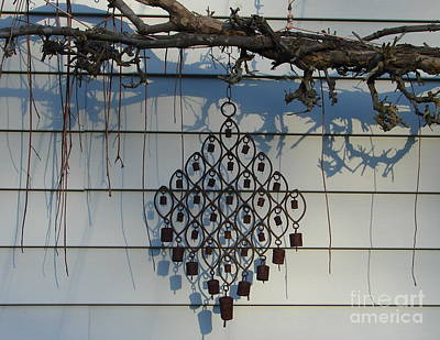 Photograph - Grapes And Bells by Lew Davis