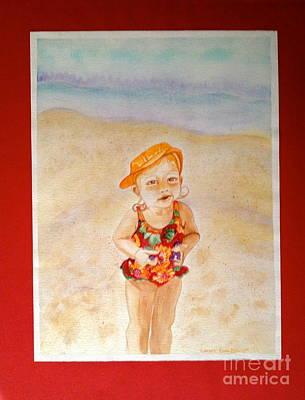Grapes Art Print by Diane Phelps