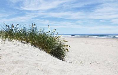 Photograph - White Sand Beach by Athena Mckinzie