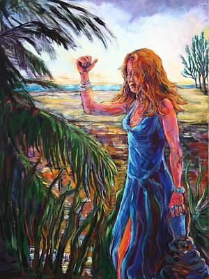 Grassy Key Reality Original by Susi LaForsch