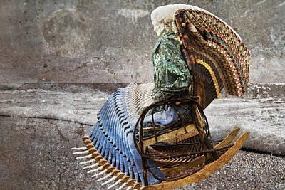 Chairs Digital Art - Grateful Dead Rock by Betsy Knapp