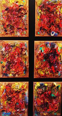 Painting - Gratitude For Life by Yael VanGruber