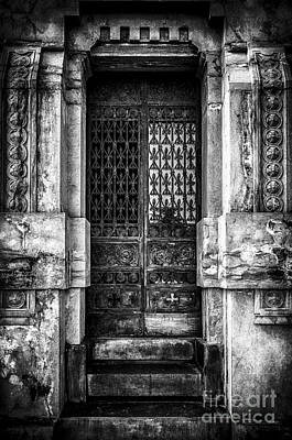 Photograph - Graveyard Mantova Italy by Traven Milovich
