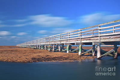 Photograph - Grays Beach Boardwalk by Amazing Jules