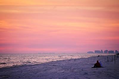 Photograph - Grayton Beach Sunset 5 by George Taylor
