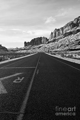 Photograph - Great American Highway by Kate Sumners