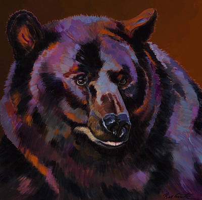 Great Bear Art Print by Bob Coonts