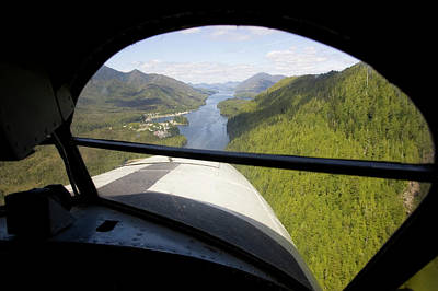 Great Bear Rainforest, British Columbia Art Print
