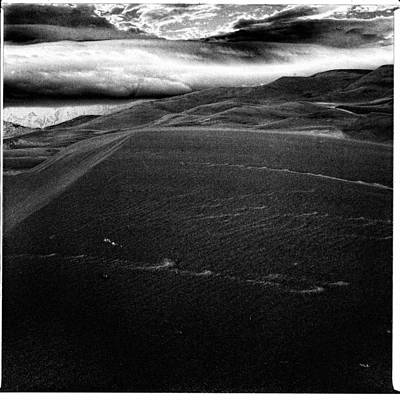 Photograph - Great Dunes Abstract #1 by Louise Kumpf