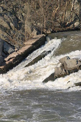 Great Photograph - Great Falls Va - 121217 by DC Photographer