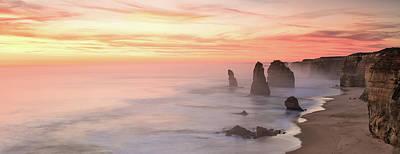 Photograph - Great Ocean Road 12 Apostles During by Daniel Osterkamp