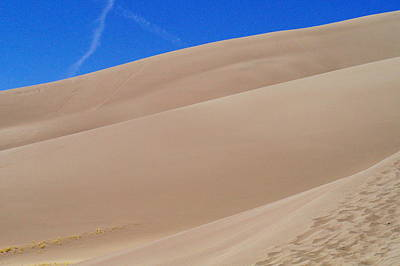 Southern Colorado Photograph - Great Sand Dunes National Park Colorado by Jeff Swan
