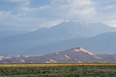 Photograph - Great Sand Dunes National Park by Mary Lee Dereske