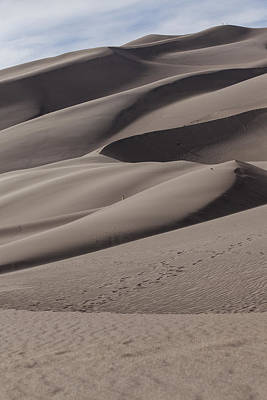 Photograph - Great Sands Shapes by Amber Kresge