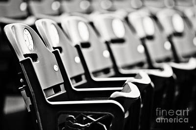Great Seats Art Print