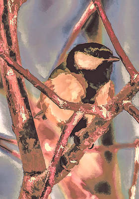 Great Tit  A  Leif Sohlman Art Print
