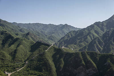 Ethereal - Great Wall 0044 by David Lange