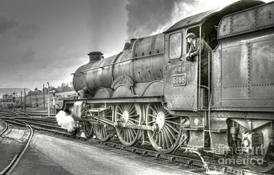 Photograph - Great Western Railway Locomotive 5088 by David Birchall