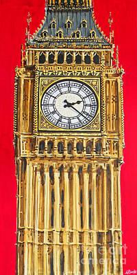 Great Westminster Clocktower Original