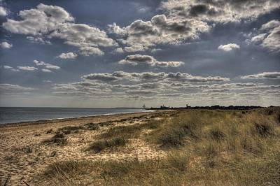 John Mitchell Photograph - Great Yarmouth Uk by John Mitchell